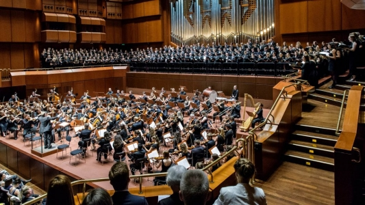 Beethovens Neunte, Alte Oper 17.06.18 (Foto: Christian Bader)